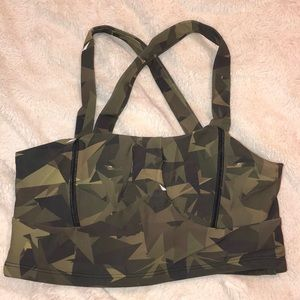 Other - Brand new fitted sports bra